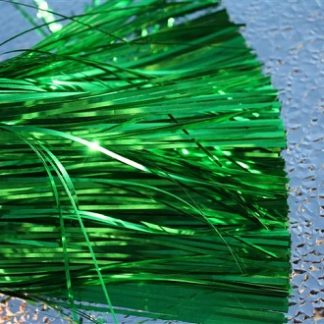 "Emerald Green Flat 4"" Standard Cut"