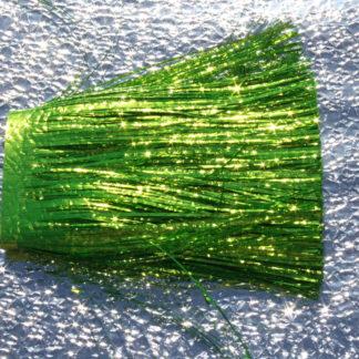 "Chartreuse Mirage Flat 4"" Standard Cut"