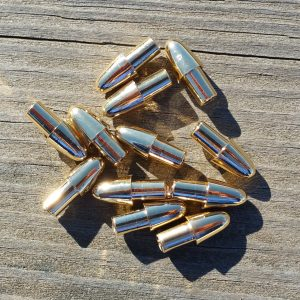 Gold bullet heads