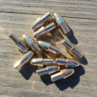 Gold bullet heads