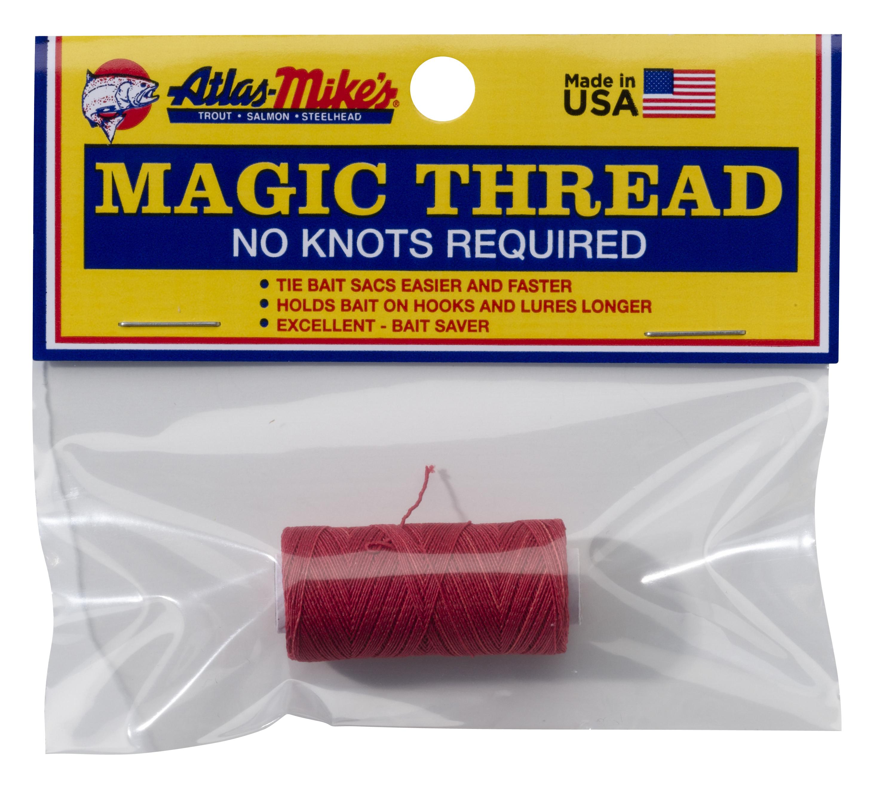 Atlas Magic Thread - Red