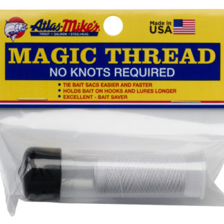 Atlas Magic Thread with Dispenser - White